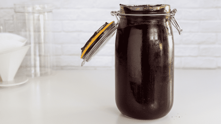 Where to Store Cold Brew Coffee?