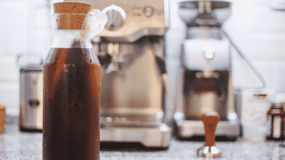 How Long Should I Let My Cold Brew Steep