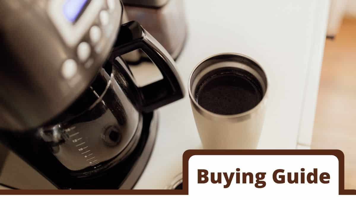 automatic pour over coffee maker