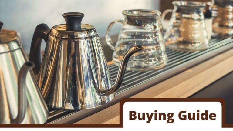 Best Gooseneck Kettles For Pour-Over Brewing (Extensive Buying Guide and Reviews – updated 2021)