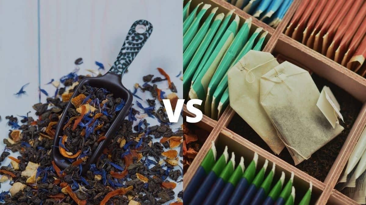 cold brew tea bags vs regular tea bags