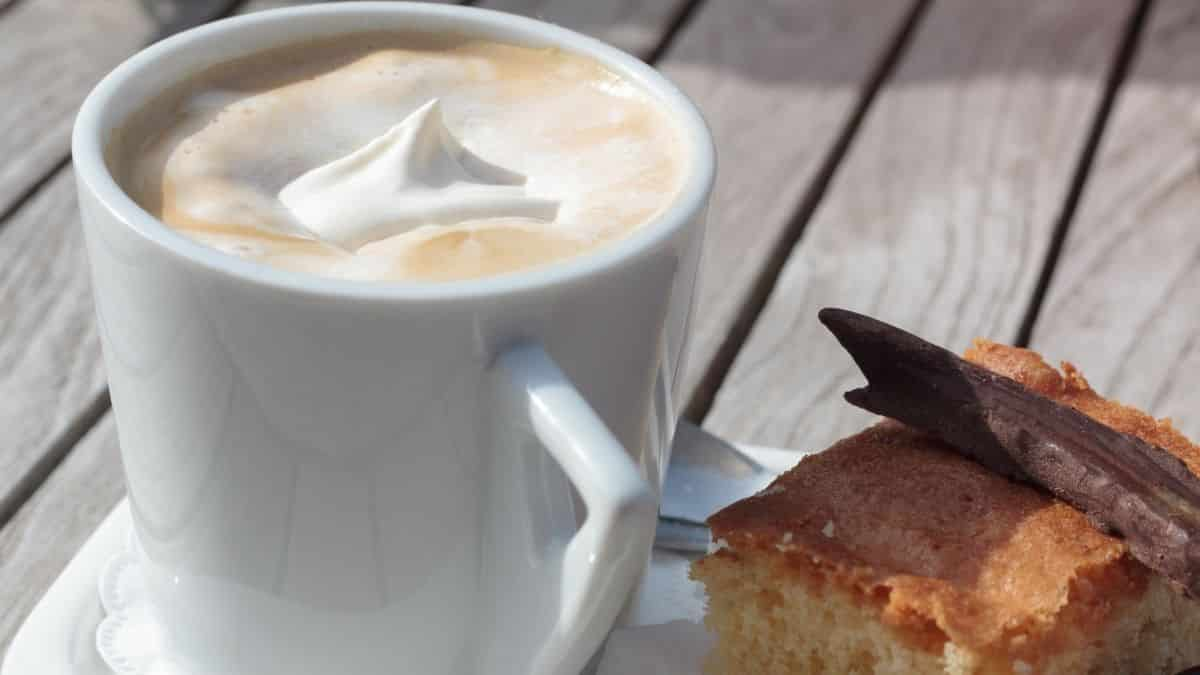 Use Heavy Whipping Cream in Coffee